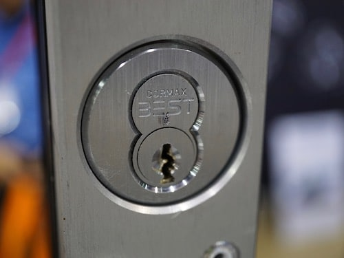 best IC core lock