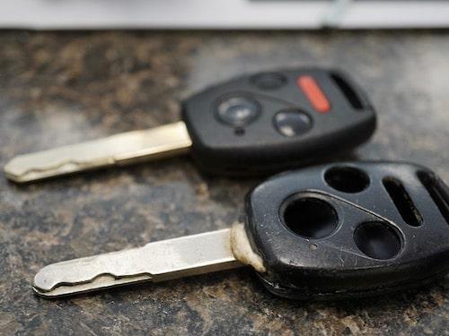 honda car key fob repair